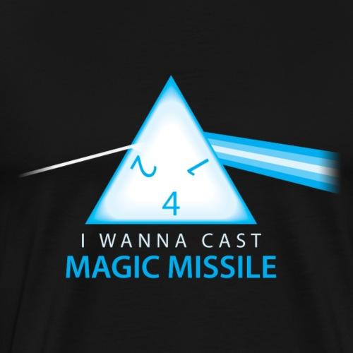 Magic Missile - Men's Premium T-Shirt