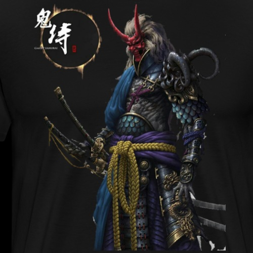 Ghost Samurai - Men's Premium T-Shirt