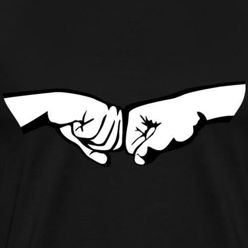 Fist Bump - Men's Premium T-Shirt