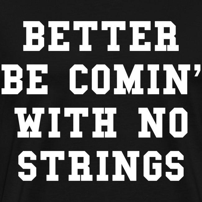 no-strings