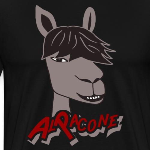 Alpaca - Al Pacone - Men's Premium T-Shirt