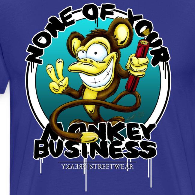 no monkey busin