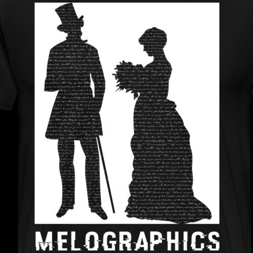 Romantic Prose People - Men's Premium T-Shirt