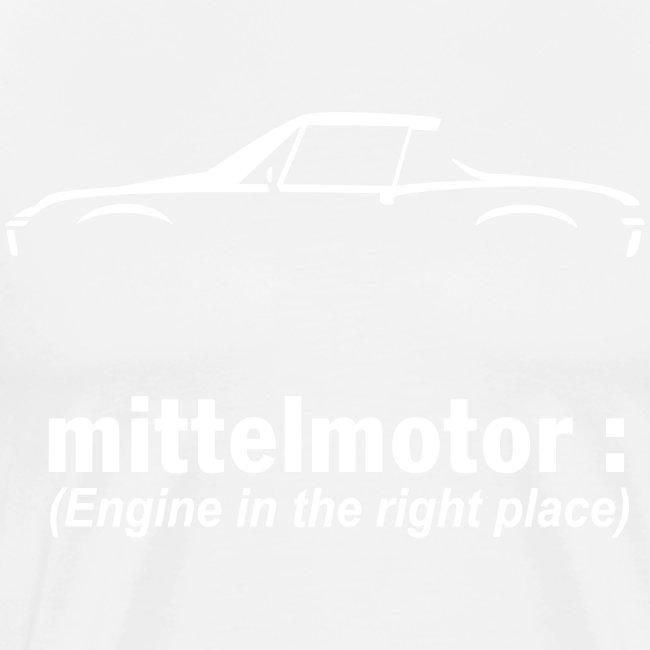 Mittelmotor Sportwagen