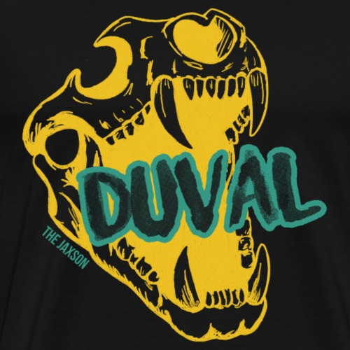 Jaxson Jags Skull - Men's Premium T-Shirt