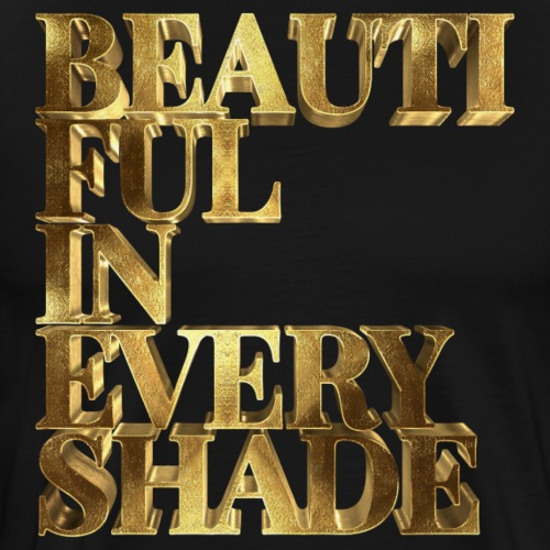 Beautiful in Every Shade Golden