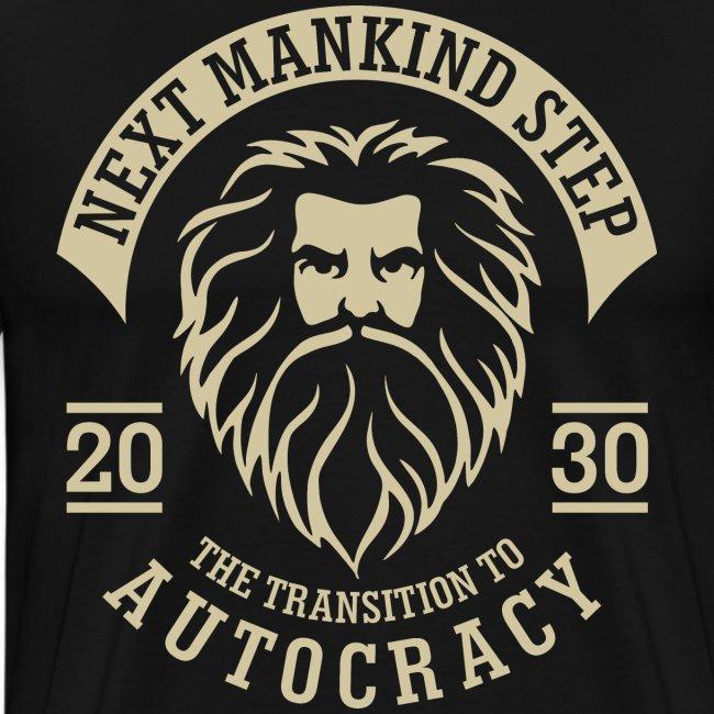 mankind democracy freedom autocracy
