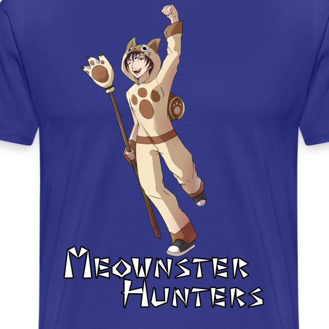 Meownster Hunters