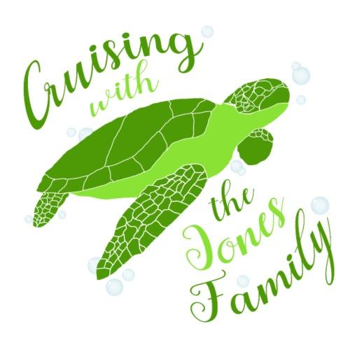 Cruising with The Jones Family