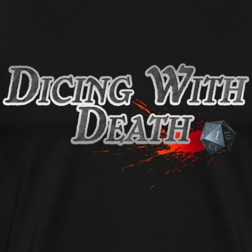 Dicing with Death - Men's Premium T-Shirt