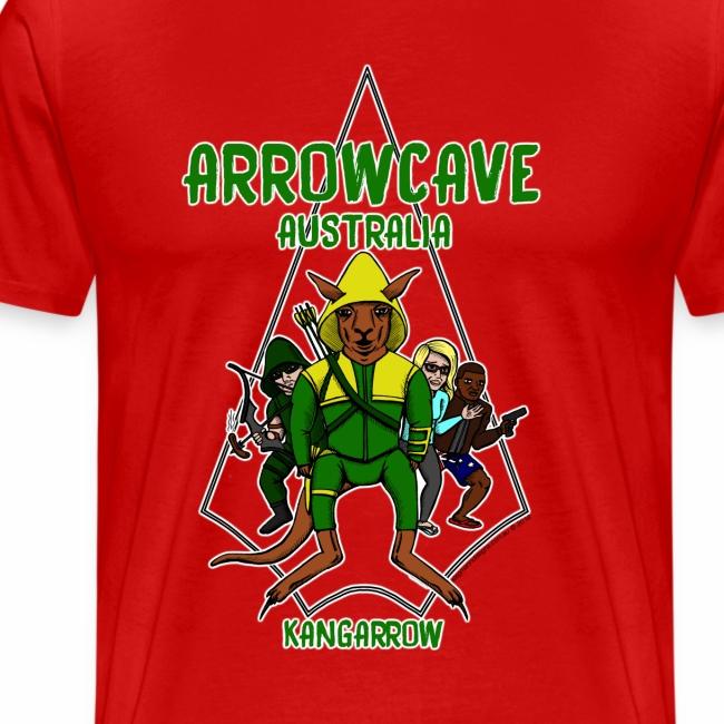 Arrow Cave Logo - Light