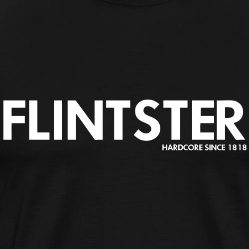 Flintster - Men's Premium T-Shirt