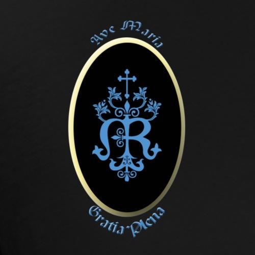 HAIL MARY, FULL OF GRACE - Men's Premium T-Shirt