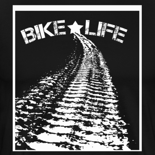 BIKE LIFE 1 - Men's Premium T-Shirt