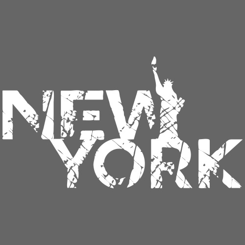 New York (Flexi Print) - Men's Premium T-Shirt
