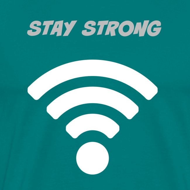 stay strong wifi
