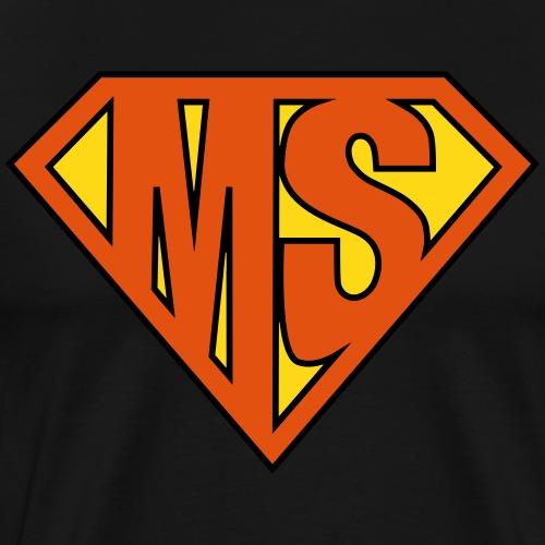 MS Superhero - Men's Premium T-Shirt
