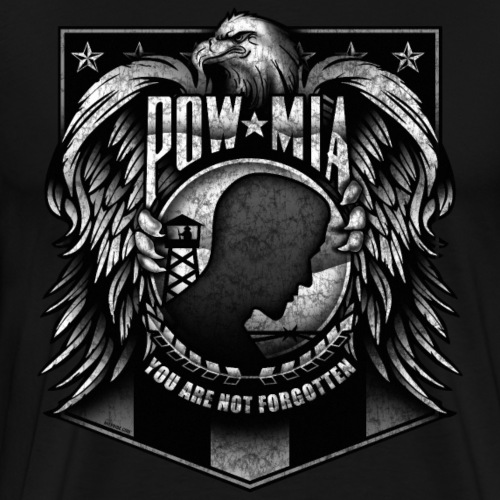POW MIA - Men's Premium T-Shirt