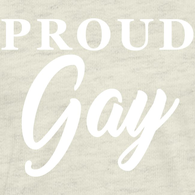 Proud Gay T-Shirt