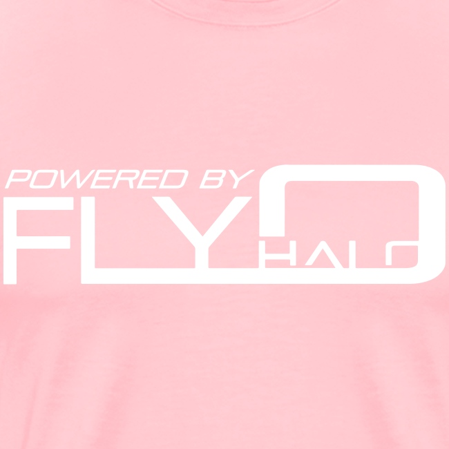 Powered By Fly Halo Blue