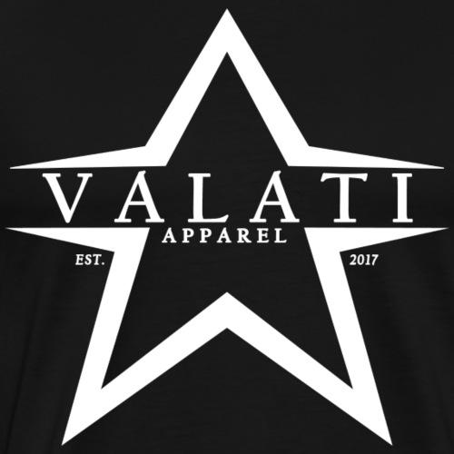V-Star White - Men's Premium T-Shirt
