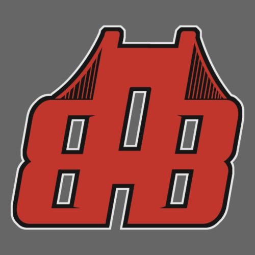 Bay Area Buggs Official Logo - Men's Premium T-Shirt