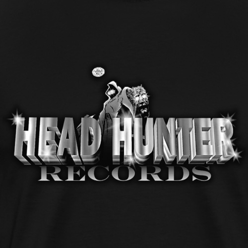 Head Hunter Records logo - Men's Premium T-Shirt