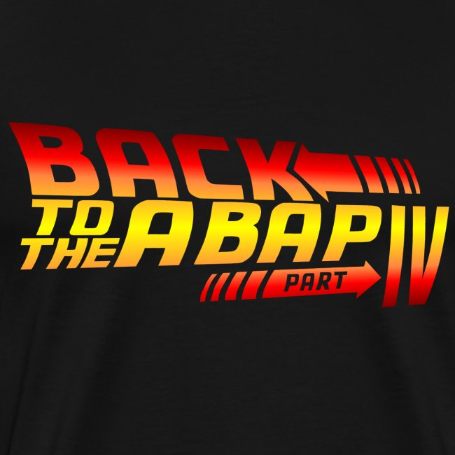 Back To The ABAP