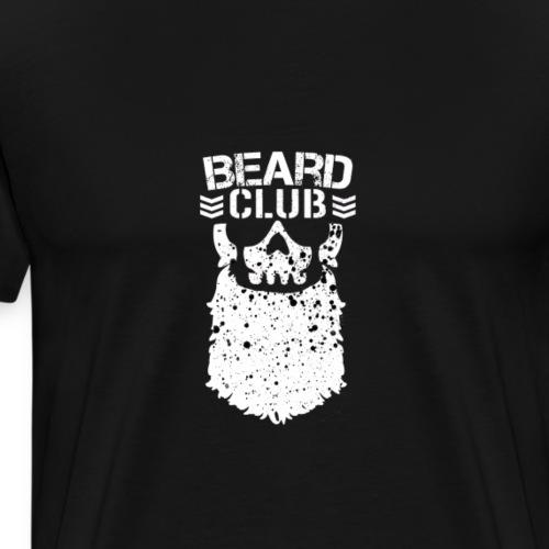 Beard Club - Men's Premium T-Shirt