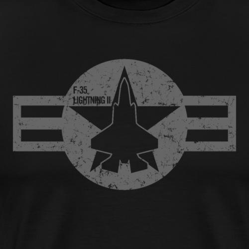 F-35 Lightning II - Men's Premium T-Shirt