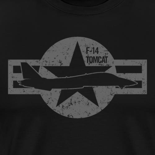 F-14 Tomcat - Men's Premium T-Shirt
