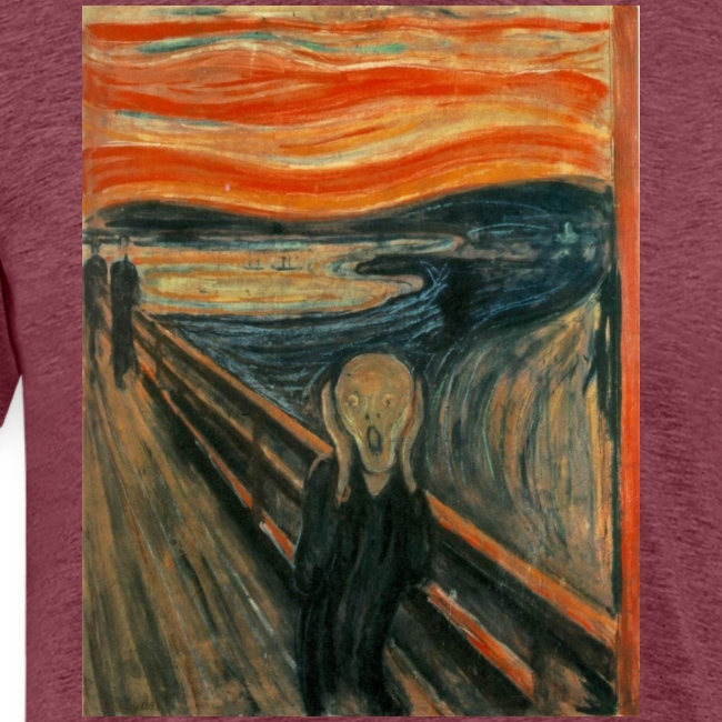 The Scream (Edvard Munch)