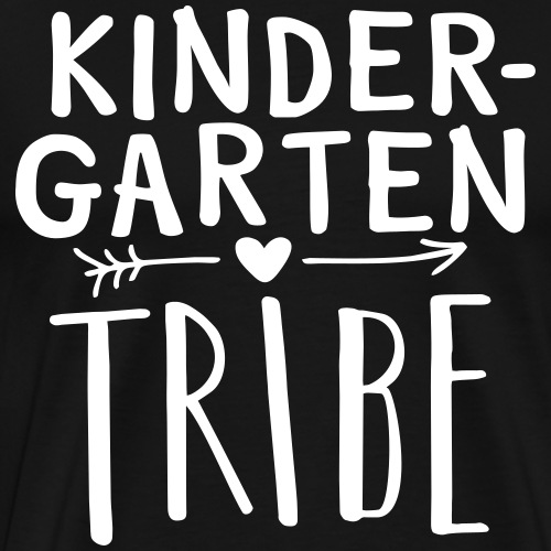 Kindergarten Tribe Teacher Team T-Shirts - Men's Premium T-Shirt