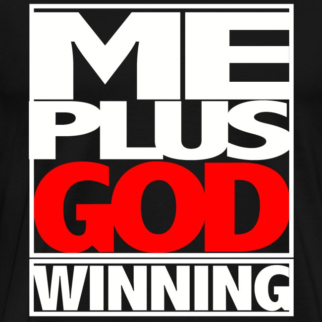 ME GOD WIN WHT