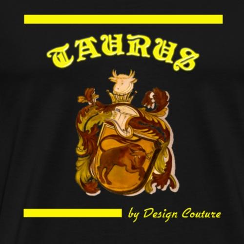 TAURUS YELLOW - Men's Premium T-Shirt