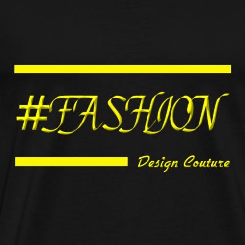FASHION YELLOW - Men's Premium T-Shirt