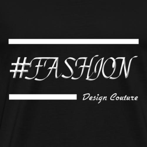 FASHION WHITE - Men's Premium T-Shirt