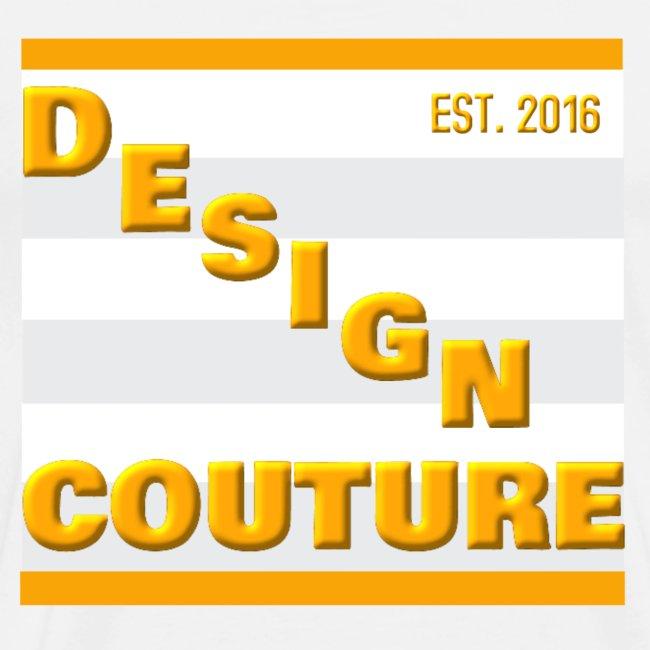 DESIGN COUTURE EST 2016 ORANGE