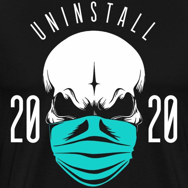 uninstall 2020