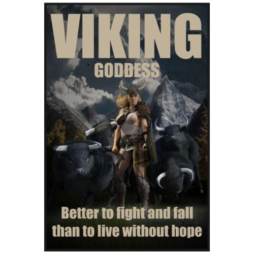Viking Goddess - Viking warrior