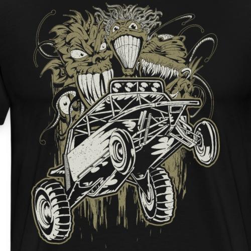 Dune Buggy Ghouls - Men's Premium T-Shirt