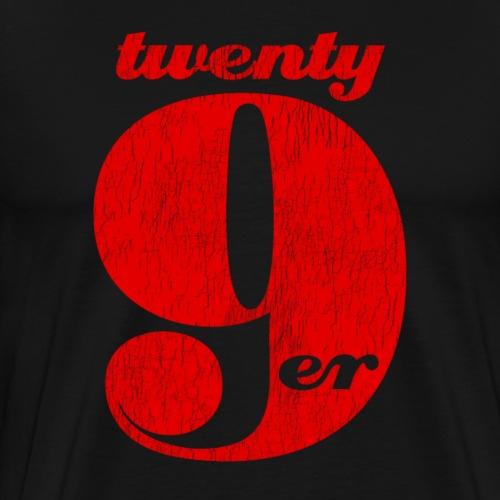 Twenty 9er - Men's Premium T-Shirt
