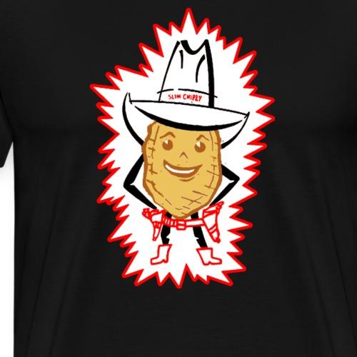 Slim Chipley - Men's Premium T-Shirt