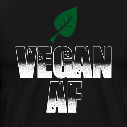 Vegan AF - Men's Premium T-Shirt