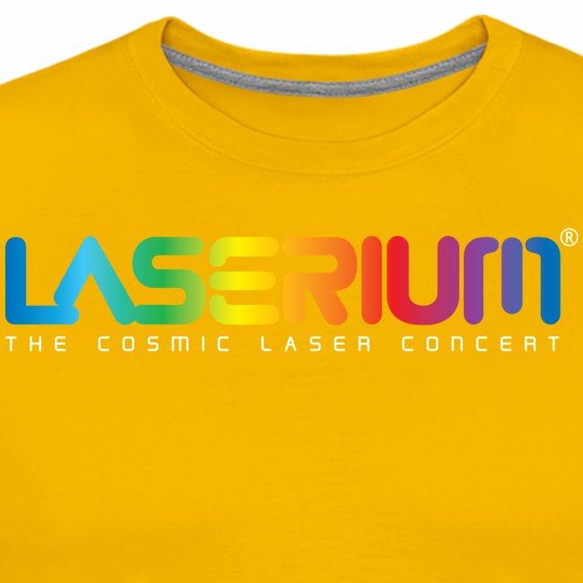Laserium Logo Colors WhiteTag