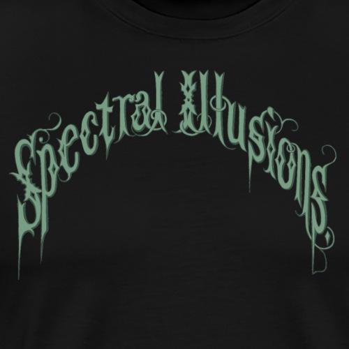 Spectral Illusions Logo - Men's Premium T-Shirt