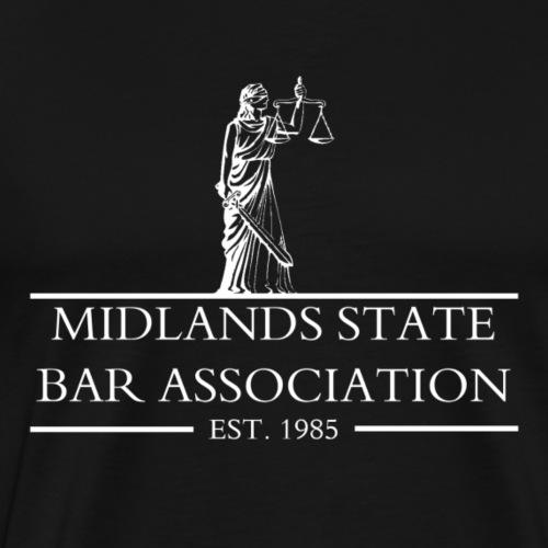 Midlands Bar Assoc - Men's Premium T-Shirt