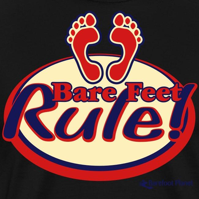 Bare Feet Rule!