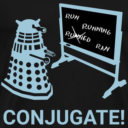 Dalek Conjugate - Men's Premium T-Shirt