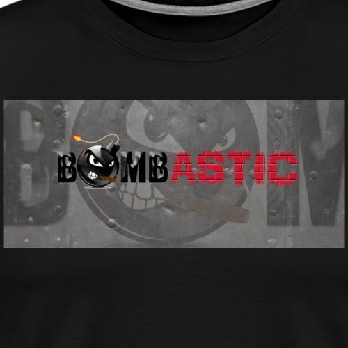 BOMBastic510 Store Logo - Men's Premium T-Shirt